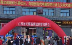 中国就业培训技术指导中心组织就业扶贫经验交流暨现场招聘会