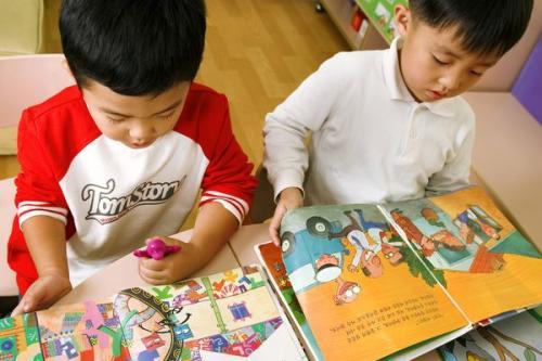 学前教育计划通过小学为孩子们取得学业成功