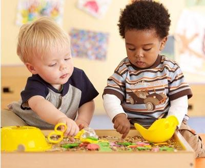 研究发现普及幼儿教育的语言和成就收益