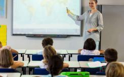 转换到灵活的座位意味着房间与教育者的教学风格保持一致