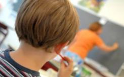 研究人员在学习的过程中研究了学生的大脑
