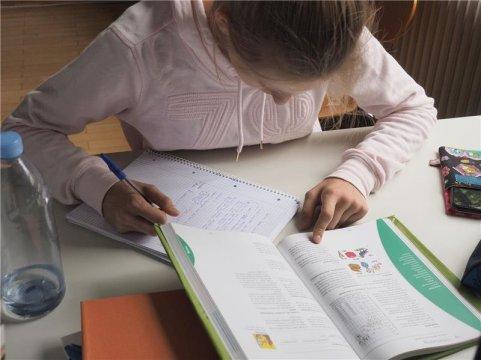 做作业与学生个性的变化有关