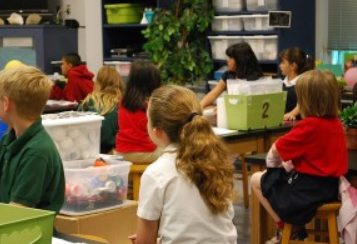老师将返回教鼓励课堂的10个特征