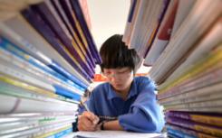 如果学生分配自己的数学家庭作业会发生什么
