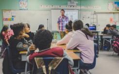 教室地图显示教师的动作思想和呼吸模式
