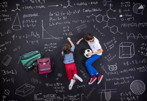 学好数学的秘密不在课堂