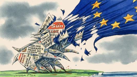 英国退欧支持非英国地区的买方招聘