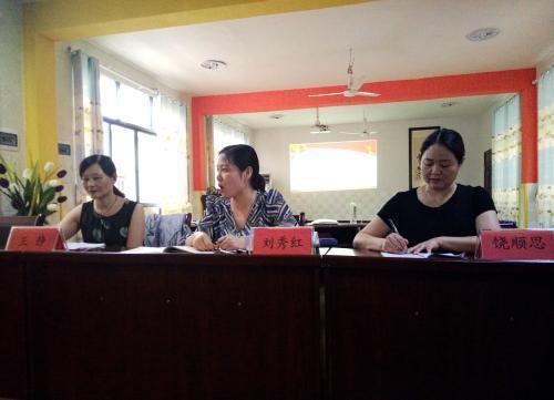 黄梅妇联幼儿园在市级专家组实地复评考核获好评