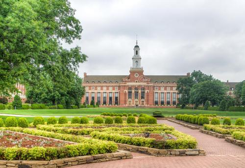 俄克拉何马城大学再次获得Playbill Big 10排名