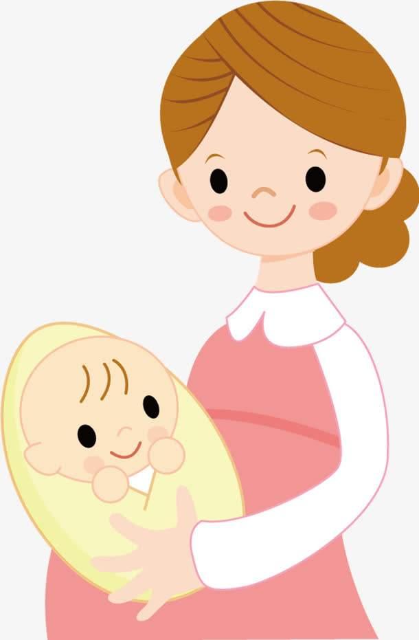 妈妈从控告中笑了起来 她抱着一个洋娃娃偷酸奶 我的宝宝是100%真实的