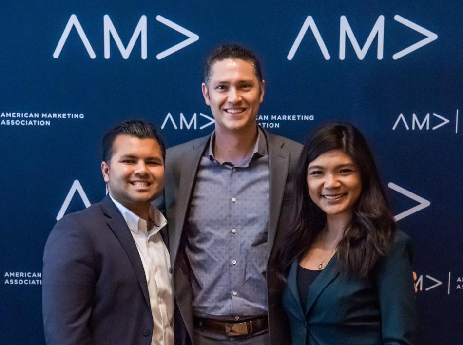 CLU赢得AMA年度营销团队奖