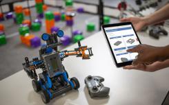 VEX机器人技术扩展了教育工作者在课堂中的工作能力