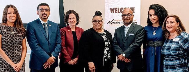 IDRA EAC-South协助英联邦弗吉尼亚州非裔美国人历史教育委员会