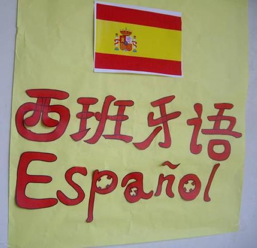 魅力之城领先的西班牙语语言金融会议展示艺术