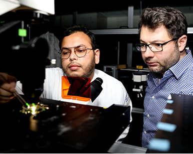 新型纳米探针显示出对神经活动进行光学监测希望