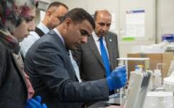 法医科学中心为美国司法部提供国际培训