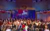 师生主题音乐会在中国音乐学院国音堂音乐厅举行