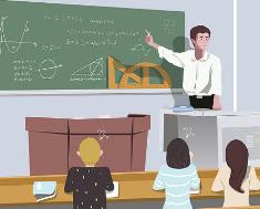 老师对回到教室的感觉如何