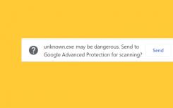 Chrome现在允许高风险的APP用户按需扫描可疑文件