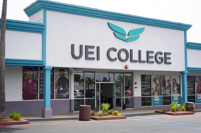 UEI学院的新海滨校区现已开放