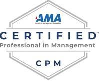 美国管理协会推出了新的严格 标准化的经理资格证书