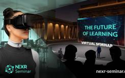 学习的未来 NeXR举办虚拟研讨会