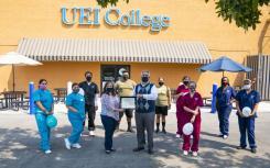 贝克斯菲尔德的UEI学院将获得2020年杰出学校