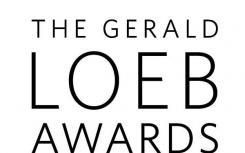 在现场虚拟活动中宣布2020年Gerald Loeb获奖者