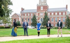 霍华德大学获得希瑟和吉姆 穆伦捐赠的100万美元