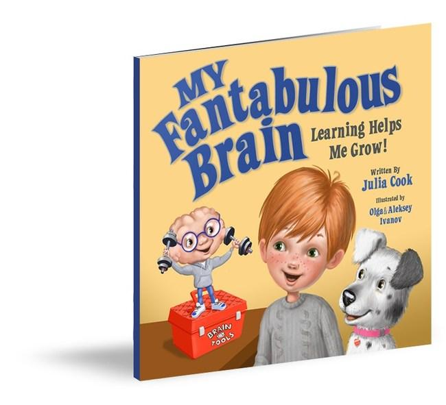 LearningRx脑部训练中心与屡获殊荣的儿童作家合作