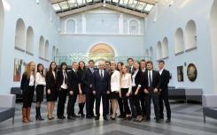 圣彼得堡国立大学管理研究生院进一步提高