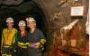 地壳矿物学驱动着地球内部生命的热点