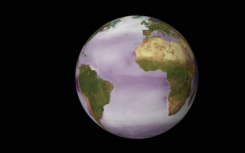 卫星突显了海洋酸化30年的上升