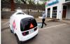 多米诺比萨饼已在休斯敦交付自动驾驶汽车