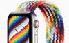 苹果推出两款新的苹果手表骄傲表带一张新的表盘