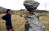由平衡岩石决定的大坝强度