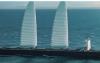 米其林WingSailMobility项目让大型货船更高效