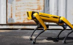 现代现在控制波士顿动力公司及其聪明令人毛骨悚然的机器人