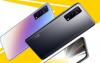 配备骁龙768G芯片组和120Hz显示屏等的iQOOZ35G智能手机推出