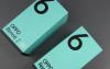 OppoReno6Z5G智能手机在线开箱显示全部细节和价格