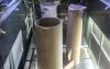 工程师使用生物衍生材料和回收材料增材制造电线杆