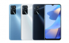 OPPOA16智能手机搭载发科HelioG35SoC和5000mAh电池