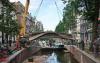 查看安装在阿姆斯特丹的世界上第一座3D打印钢桥