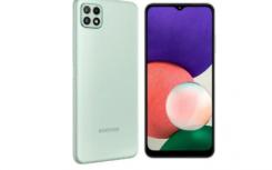 三星GalaxyA225G手机是该国最新的5G产品