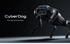 小米展示CyberDog机器人是波士顿动力机器狗的廉价版