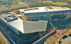 布里斯托尔市学院价值900万英镑的建筑技能中心获奖