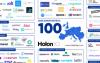 HolonIQ公布欧洲前100家教育科技公司