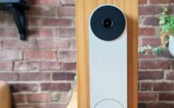 谷歌Nest Doorbell相机评测