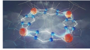 硬单分子磁铁具有巨自旋的四核稀土金属配合物