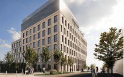 BAMConstruction已受邀创建一个耗资数百万英镑的办公计划